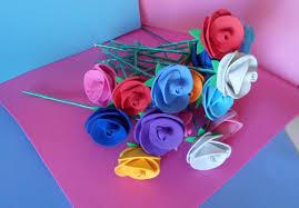 flores de foamy 45 divertidas manualidades en goma eva