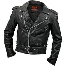 motorcycle suit mens leathers mens classic leather motorcycle jacket jkm1002 38