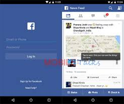 facrbook apk updated to version 23 0 0 0 8 for android 5 0 lollipop