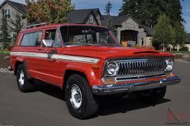 jeep cherokee chief blue cherokee no reserve