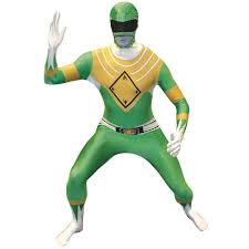 power ranger costume spirit halloween amazon com morphsuits men u0027s morphsuit power ranger black small