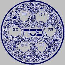 christian seder haggadah our messianic passover seder tablescape favor place card and