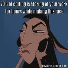 Picture Editor Meme - writermememonday hi ho hi ho it s off to the editor the wip