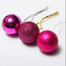 Hanging Decorations For Home Aliexpress Com Buy 24pcs Lot Christmas Tree Decor Ball Bauble
