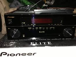 pioneer amplifier home theater amazon com vsx 23txh 110w 7 1 channel home theater receiver home