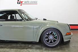 rwb porsche grey rwb u0027s first ever porsche 911 turbo is mad bad and for sale at 200k