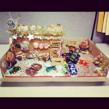 Trash House by Trailer Trash Gingerbread House Christmas Ideas Pinterest