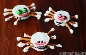 spider oreo snacks oopsey daisy