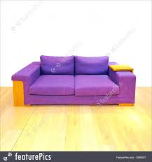 picture of big purple sofa