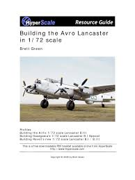 46527809 lancaster guide fuselage airplane
