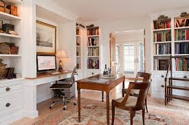 Built In Bookshelves With Desk by Bookcase With Built In Desk