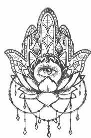 Drawing by Best 25 Lotus Drawing Ideas On Pinterest Lotus Mandala Simple