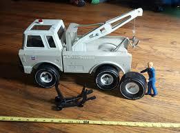 tonka army jeep tonka chevron tow truck w driver spare tire jack tonka profit