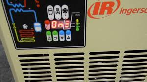 ingersoll rand refrigerated air dryer youtube