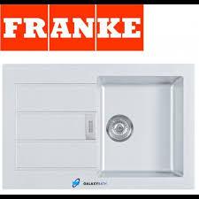 Square Kitchen Sink Franke Sirius White Polar Tectonite 1 0 Bowl Square Kitchen Sink Dr
