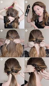 quick hairstyles for long hair at home quick long hairstyles wedding ideas uxjj me