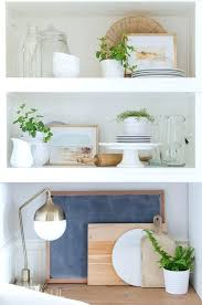 open kitchen shelves decorating ideas kitchen shelf ideas bloomingcactus me