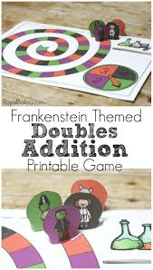 Halloween Printable Games 83 Best Number Practice Images On Pinterest Preschool Math Math