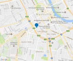 Downtown Nashville Map Twelve Twelve Nashville Luxury Condominium Tower 1212 Laurel St