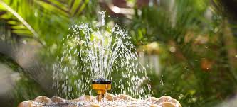 Waterfall Fountains For Backyard by Repair Tips For Outdoor Water Fountains Doityourself Com