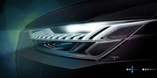 audi headlights deep dive audi a7 u0027s hd matrix led headlights with audi laser