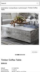 Z Gallerie Coffee Table by Z Gallerie Timber Coffee Table For Sale Protipturbo Table Decoration