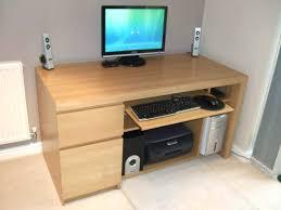 How To Assemble A Computer Desk Ikea Effektiv Desks Ourtown Sb Co