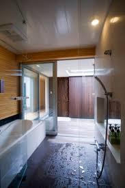 Japanese Bathroom Design by