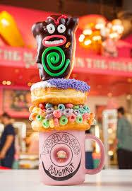 Citywalk Orlando Map Voodoo Doughnut Coming To Universal Citywalk Orlando Mugglenet