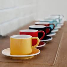 cool espresso cups bond 80ml espresso cup saucer loveramics