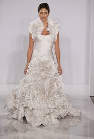 wedding dress 2012 pnina tornai wedding dresses fall 2012 bridal runway shows