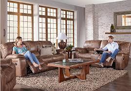 cindy crawford recliner sofa 2 099 99 alpen ridge tan 7 pc reclining living room