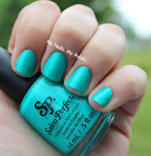 my nails my polish 45 days of untrieds day 2 salon perfect