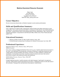 Sample Medical Student Resume Sample Cv Medical Student Applying Residency