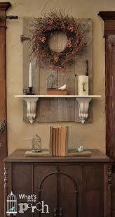 Rustic Wood Ledge Pottery Barn Best 25 Barn Wood Shelves Ideas On Pinterest Picture Ledge