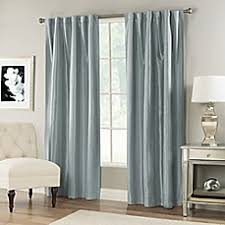 Alton Solid Grommet Window Curtain Panel Window Curtains U0026 Drapes Clearance Bed Bath U0026 Beyond