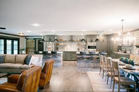 amazing kitchen with two islands love the lights and ceiling