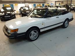 saab 900 convertible used white saab 900 for sale south yorkshire