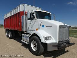 new kenworth t800 trucks for sale 1998 kenworth t800 silage truck item db2560 sold june 1