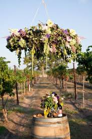 Grapevine Chandelier 105 Greenery And Floral Chandeliers For Your Wedding Happywedd Com