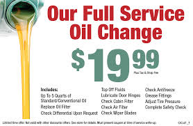 Michigan travel coupons images Fast and friendly full service oil change novi michigan png