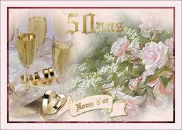 carte virtuelle anniversaire de mariage voeux anniversaire noces d or