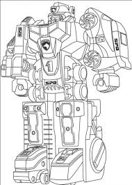 free printable robot coloring pages kids