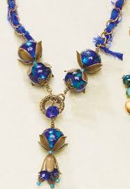 string beads necklace images Bead stringing 5 free beading projects you have to try interweave jpg