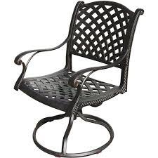 Chair Cushions Kohls Darlee Nassau 11 Piece Cast Aluminum Patio Dining Set Ultimate Patio