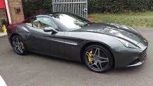 Ferrari California Grey - mark farrell on twitter
