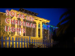 solar powered christmas lights how to choose solar powered led christmas lights