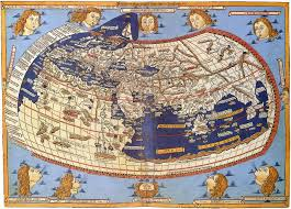 Longitude And Latitude Map Of The World Geographia From Antiquity To The Space Age Landsat Science