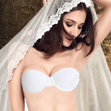 wedding langerie wedding thick padded push up bras invisible