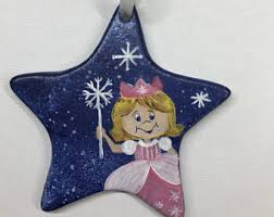 princess ornaments etsy